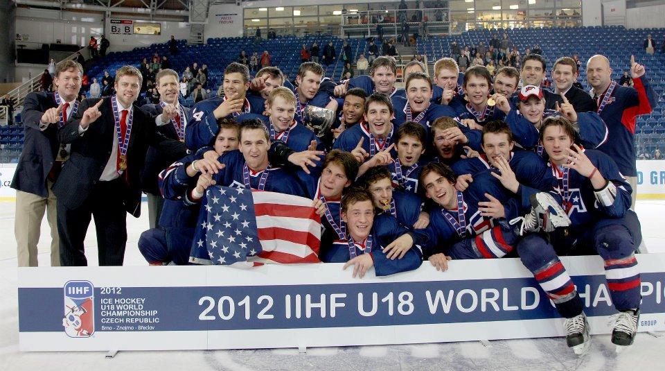 usa u18 ice hockey worls