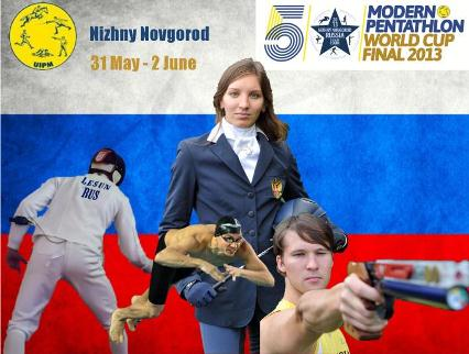2013 Modern Pentathlon World Cup Final
