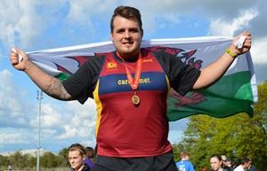 Aled Davies BUCS Championships May 4 2013