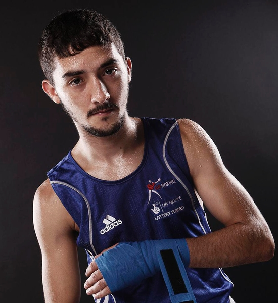 Andrew Selby GB