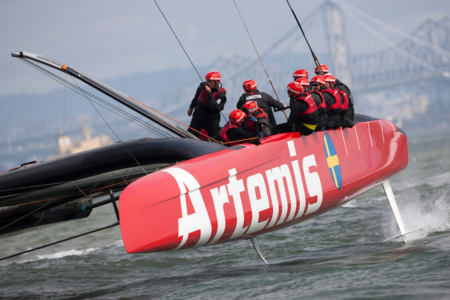 Artemis say they will only race if the sailors feeling safe doing so