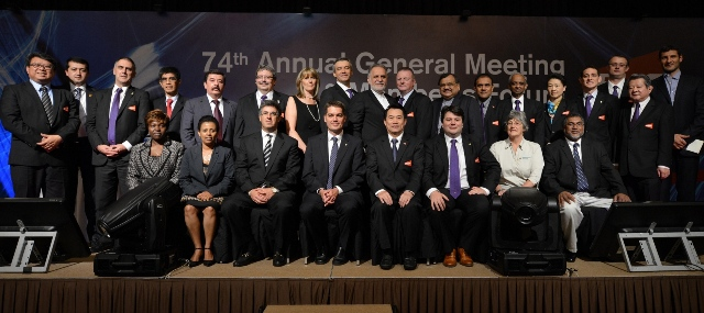BWF Council May 18 2013