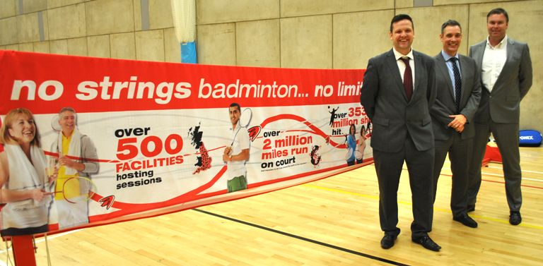 Badminton Olympic Effect A