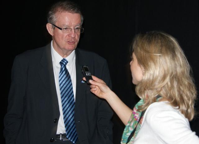 Bernard Lapasset after SportAccord decision May 31 2013