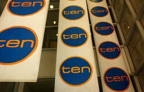 Channel Ten logos