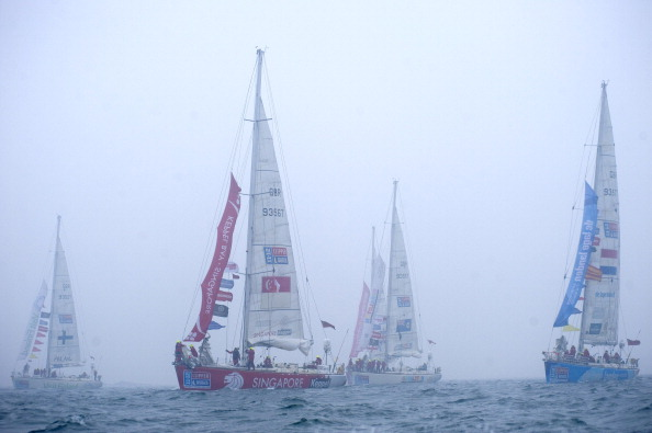 Clipper Round the World Yacht Race in the last 17 years