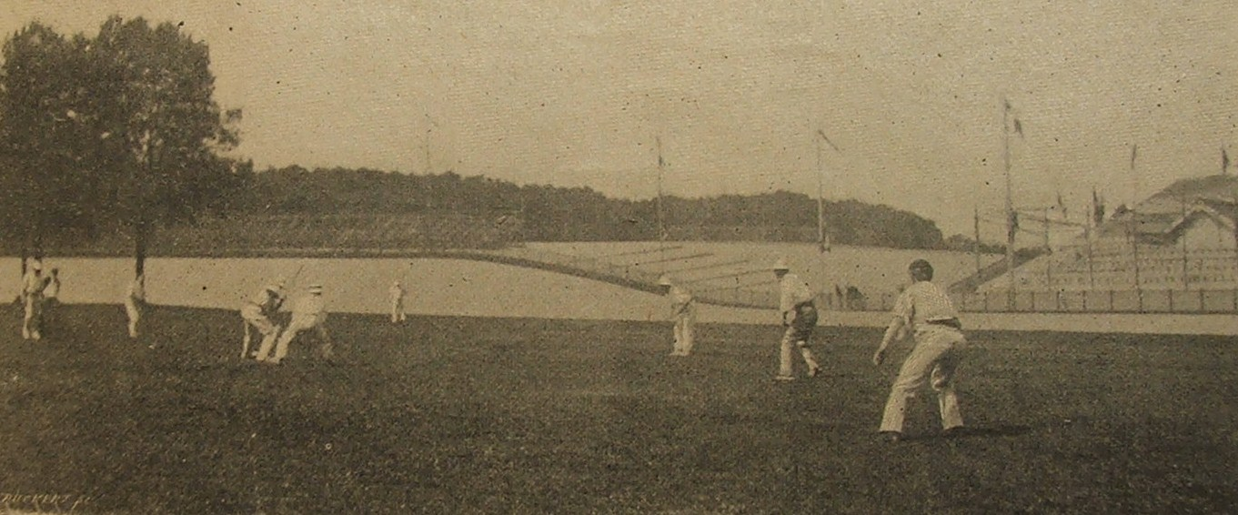 Cricket at 1900 Olympics in Paris