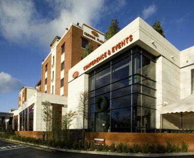 Crowne Plaza Hotel in Dublin