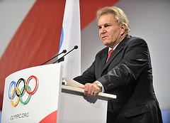 Denis Oswald has today confirmed he will be running for Presidency of the International Olympic Committee