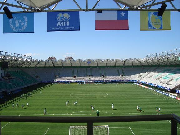 Estadio German Becker 04