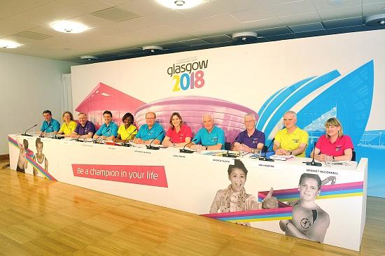 Glasgow 2018 presentation