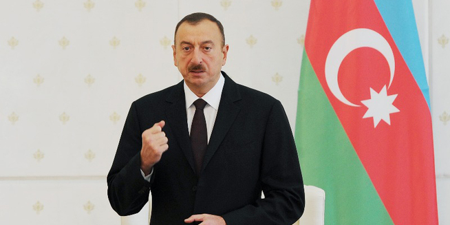 Ilham Aliyev is a strong supporter of Paralympic judo