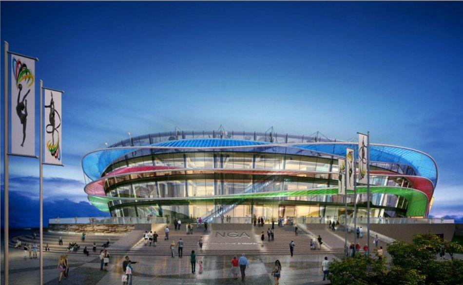 National Gymnastics Arena Baku