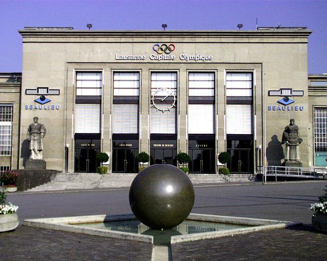 Palais de Beaulieu