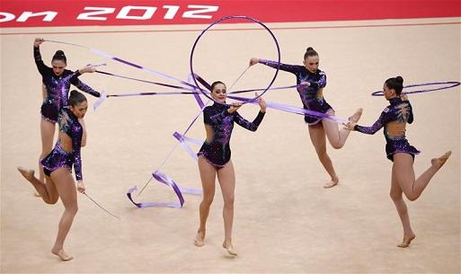Rhythmic Gymnastics London 2012