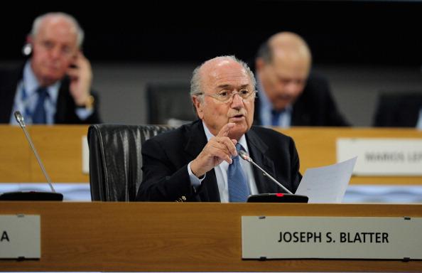 Sepp Blatter 310513