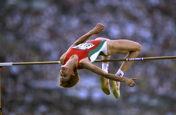 Gold medallist re-elected for third term as Bulgarian ...