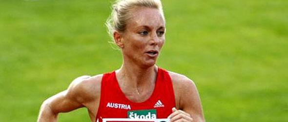 Susanne Pumpier running