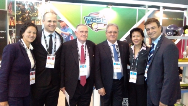 WBSC team St Petersburg May 29 2013