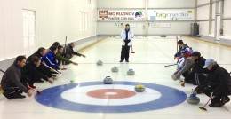 World Curling Federations WCF Olympic Celebration Tour