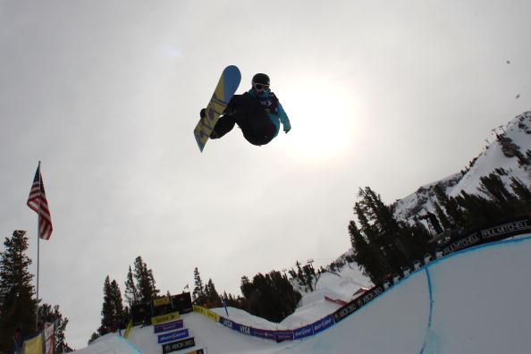 kelly clark Mammoth Mountain