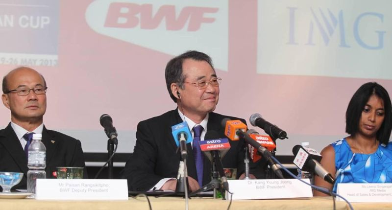 BWF deal with IMG Media May 16 2013