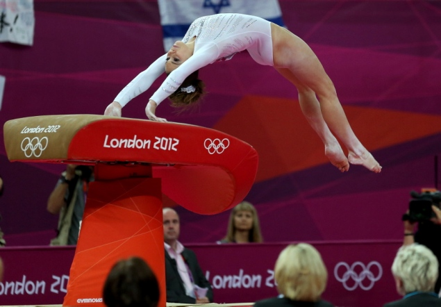 Gymnastics London 2012