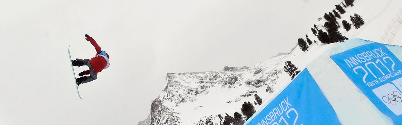Innsbruck 2012 snowboarding