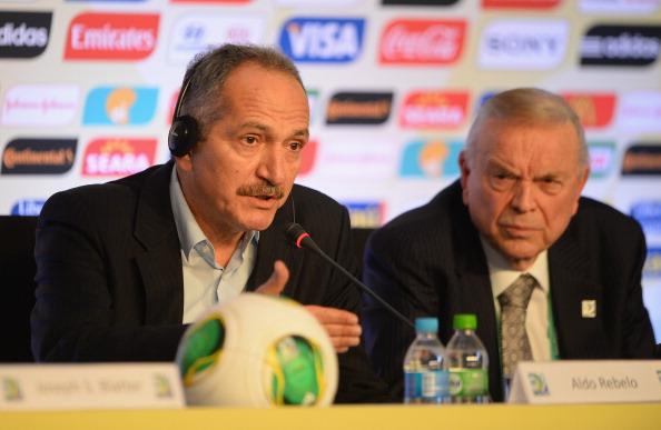 Aldo Rebelo says Brazil is taking the warning signs on board