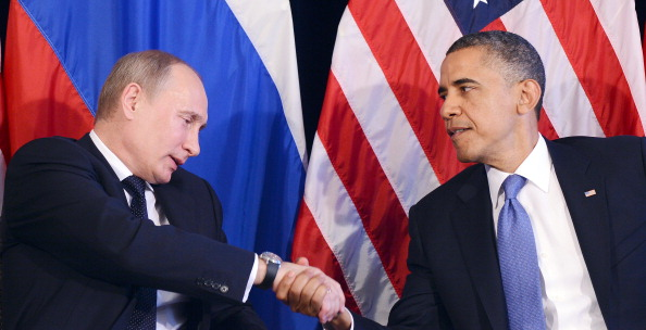 Barack Obama and Vladimir Putin join forces for Sochi 2014 security