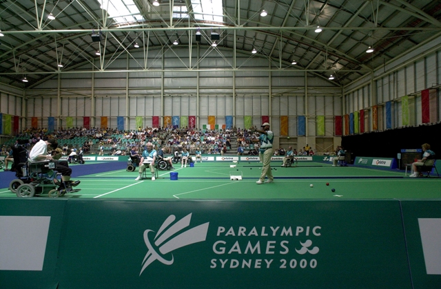 Boccia Sydney 2000