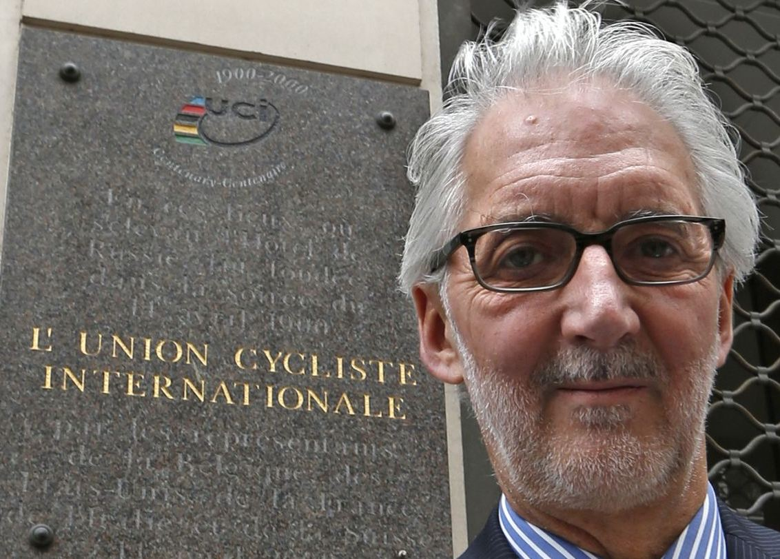 Brian Cookson Paris June 24 2013