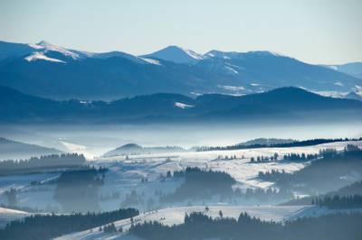 Carpathians Mountains Ukraine