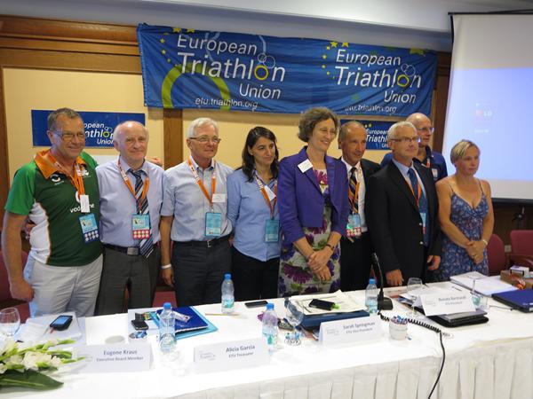ETU Board June 2013
