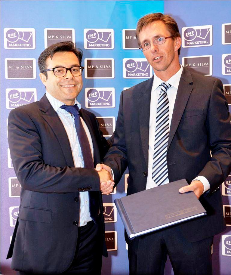 European Handball marketing deal
