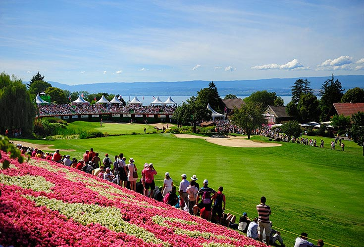 Evian Resort Golf Club 2