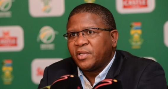 Fikile Mbalula Sports Minister