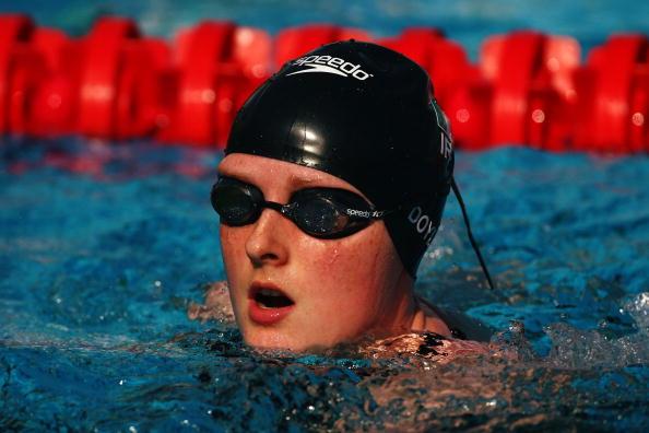 Fiona Doyle Ireland swimmer