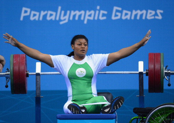 Folashade Oluwafemiayo wins silver at London 2012