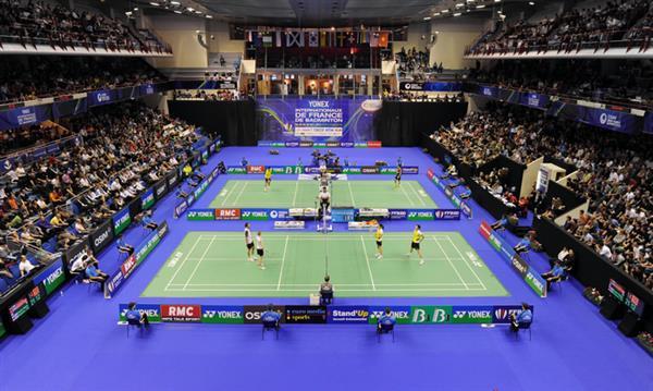France badminton
