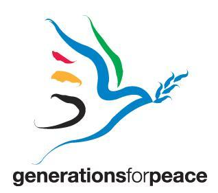 Generations for Peace logo