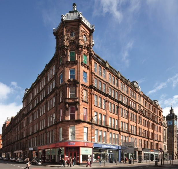 Glasgow 2018 headquarters