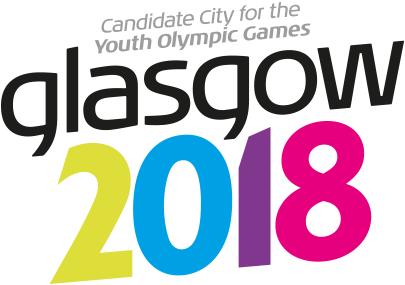 Glasgow 2018 logo