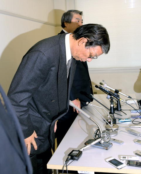 Kazuo Yoshimura February 2013