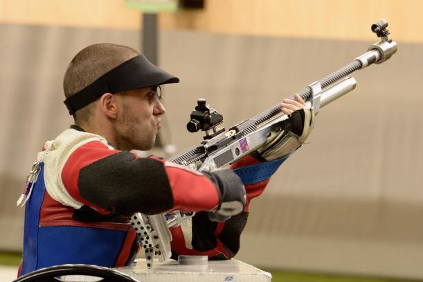 Matt Skelhon IPS Shooting Championships