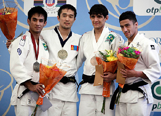 Mens Medallist -60kg Miami GP