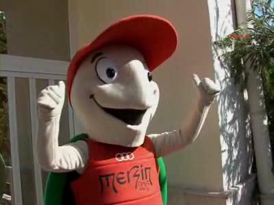 Mersin 2013 mascot
