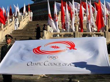 OCA flag