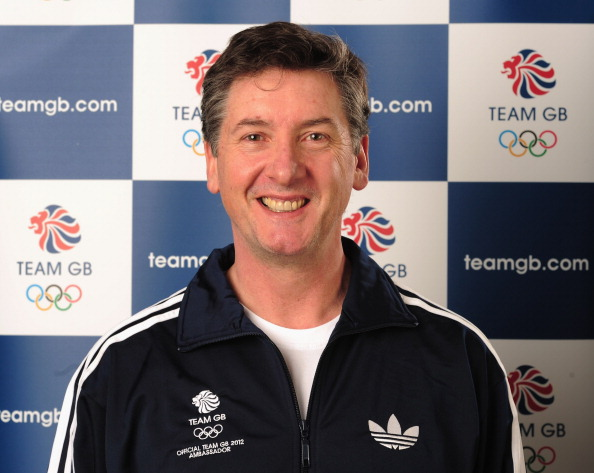 Robin Cousins Team GB