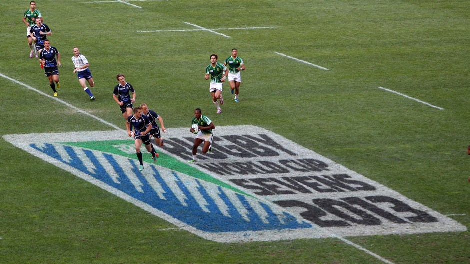 Rugby World Cup 7s Moscow